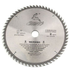 "9"" Inch Wood Cutting 60Teeth Saw Blade Circular Saw Blade High Quality"