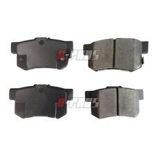 COMPLETE SET 4 PIECES A-PADS A7734D858 REAR PREMIUM CERAMIC BRAKE PADS