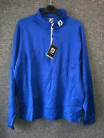 Footjoy Chill-Out Pullover Royal Blue Large TD100 KK 02
