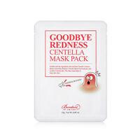 [BENTON] Goodbye Redness Centella Mask Pack 3pcs / 5 pcs / 7pcs / 10pcs (1pack)