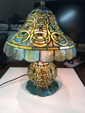 """vintage tiffany Style Table Lamp 18"""""""