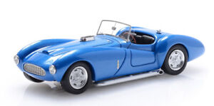 Esval Models Ltd Ed 1954 Victress S-1A Roaster - Blue - 1/43 Resin - New in Box