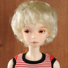 """[Dollmore] 1/3 BJD SD WIG SIZE (8-9)"""" SUSM Wave (Blond)"""