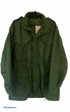 VINTAGE ALPHA INDUSTRIES MILITARY TACTICAL PARKA TAXI DRIVER MOVIE TALON ZIPPER