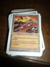 MTG Magic the Gathering SOURCES SULFUREUSES fifth 5th French NEW RARE