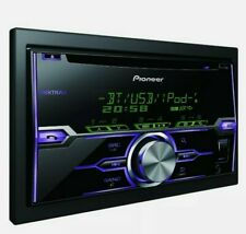 PIONEER FH-X720BT CD Mp3 USB AUX Bluetooth 2Din Autoradio MixTrax VariColor RGB