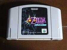 Legend of Zelda Majora's Mask- Nintendo 64 N64 JP Japan Import