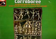 EMI OASD 7603 - CORROBOREE - ANTILL / LANCHBERRY - TAS LIST - NM+/MINT