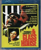 The Glass House (Blu-ray) Scorpion Vic Morrow, Alan Alda, Clu Gulager NEW SEALED