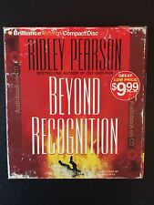 Beyond Recognition 4 by Ridley Pearson (2010, CD, Abridged)