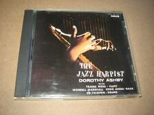 Dorothy Ashby - The Jazz Harpist CD Savoy SV-0194 made in Japan 1992