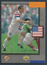 UPPER DECK WORLD CUP USA 1994- #311-UNITED STATES/USA