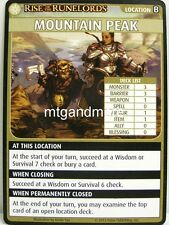 Pathfinder Adventure Card Game - 1x Mountain Peak - Rise of the Runelords