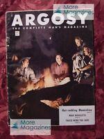 ARGOSY September 1950 Sept Sep 50 DIZZY DEAN RICHARD WILCOX FARLEY MOWAT +++