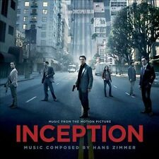 Hans Zimmer - Inception (Original Soundtrack) [New CD]