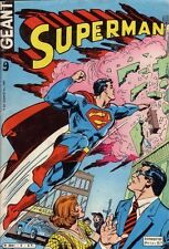 Comics Français  SAGEDITION  Superman Géant N°9