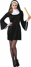 Blessed Nun Costume Adult Size Small 2-4 By Costumes USA