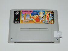 Super Famicom Ganbare Goemon (cartucho/cartridge)