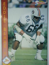 NFL 656 Eddie Blake G Guard Pacific 1992