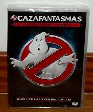 GHOSTBUSTERS THE COLLECTION COMPLETE 3 DVD NEW SEALED ACTION (UNOPENED) R2