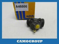Cylinder Brake Wheel Cylinder Metelli Peugeot 309 RENAULT 11 12 14 21 Super 5