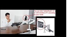 "3 in1 360º rotate height adjusting laptop/ipad Pro /7-13"" tablet/LCD monitor-27"""