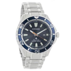 Citizen BN0191-55L Men's Promaster Diver Eco-Drive Watch