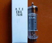 2 X E84L = PRO 6BQ5 EL84 RTC by SIEMENS NOS NIB *Matched Pair*
