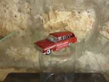 CLASSIC VINTAGE DINKY No 141 VICTOR ESTATE in Red (Lightning Fastners).