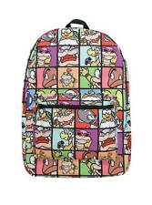 SUPER MARIO ENEMY GRID BACKPACK NEW!