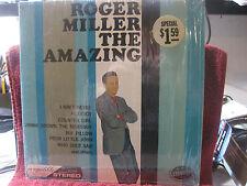 Roger Miller - The Amazing (1967) Nashville sealed NEW
