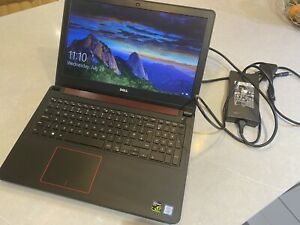 Dell Inspiron 5577 Gaming Laptop Intel i7 7th Gen SSD Nvidia