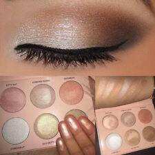 6 Colors Renaissance Eye Shadow Makeup Cosmetics Shimmer Matte Eyeshadow Palette