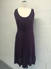 6//8 Ted Baker Mono  Jaquard Knitted Dress Size 0