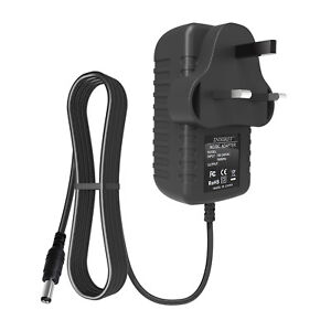 Switching Power Supply AC 100-240V to DC 9V 1A Converter Adapter UK Plug Mains