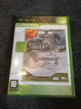 Conflict Desert Storm Original Xbox Classics Game Sealed Medal Of Honor Rising