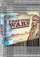 Frontier Wars (DVD, 2015, 4-Disc Set)