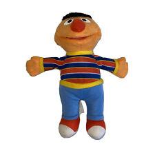 "Sesame Street Fisher Price Ernie 10"" Stuffed Plush Toy 2005 Vintage"