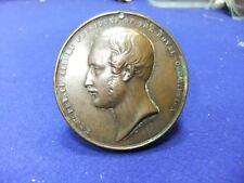medal 1851 great exhibition works of industry exhibitor prize award ww yon ra