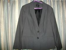 Grey Blazer Jacket Size 20 papaya BNWT