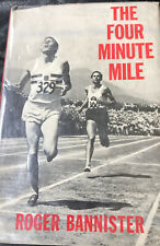 The Four Minute Mile by Roger Bannister Hardcover 1955