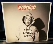 Madchild of Swollen Members - Switched On CD la coka nostra slaine horrorcore