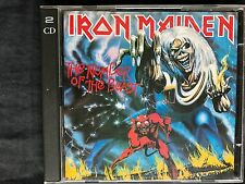 Iron Maiden - The Number of the Beast - Limited Edition - 2 CDs