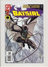 BATGIRL #1 NM/MT 9.8 [FIRST PRINTING] SENSATIONAL FIRST ISSUE *WHITE PAGES* 2000