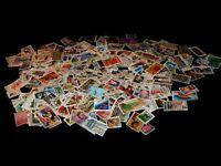 Vintage Stamp,LOT OF 500 OLDER UNITED STATES, Commemorative,Ships,Coil,Birds, #1
