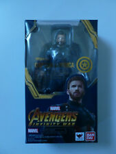 sh figuarts Captain America Avengers Infinity Wars