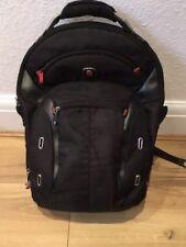 Wenger Gigabyte Laptop Rucksack Bag Black