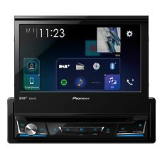 "Pioneer AVH-Z7100DAb Apple CarPlay Android Auto DVD Bluetooth USB 7"" Inch Screen"