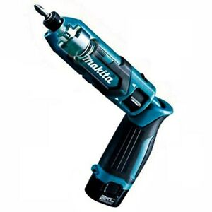 Makita TD022DSJ Impact Driver Screwdriver 7.2V Battery and 220V Charger Included