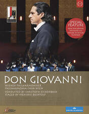 Mozart: Don Giovanni [Blu-ray], New DVDs